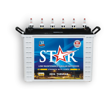 Star Tubular Battery