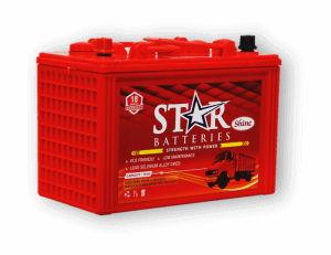 Star Automotive battery provides the best-in-class power input to your vehicle, making your journey the happiest! Ensuring the best performance