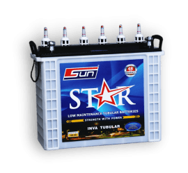 Star Solar batteries are the perfect choice for your solar applications for proper power management and output to go green! Every Star Solar Batteries are structured to provide best outcome with solar applications.